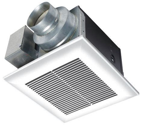 Panasonic FV 08VQ5   WhisperCeiling 80 CFM Ceiling Mounted Fan