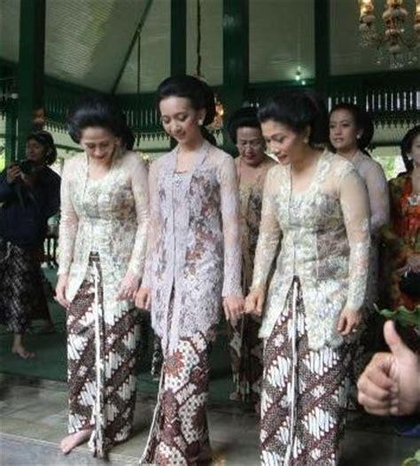 Batik Sultan B mendahului kakak menikah gkr bendara laksanakan tradisi