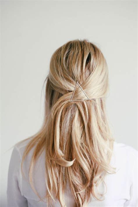 leuke haarstylen snelle en makkelijke haarstijlen voor de drukke ochtenden