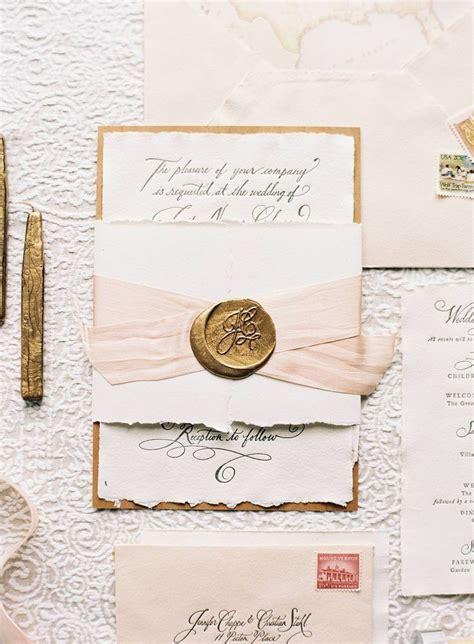 wax paper wedding invitations best 25 vintage wedding invitations ideas on