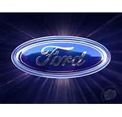 Ford Logo Car Emblems Famous Identity Royalty Free