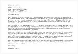 Resignation Letter Due To Retirement by The Complete Guide To Resignation Free Premium Templates