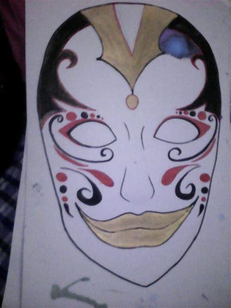 Maskara Amino Maskara Festival Sketch Amino Amino