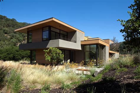 house modern modern retreat home in rural sunol california design milk