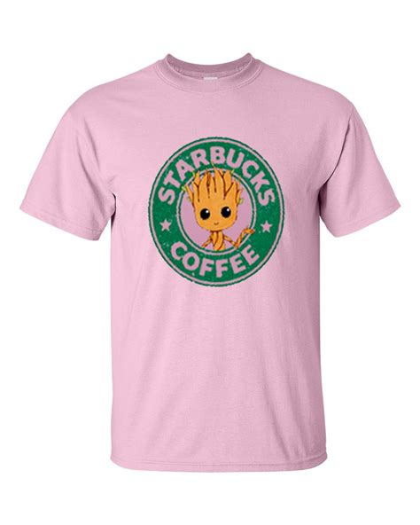 T Shirt Kaos Starbucks Coffee starbucks coffee groot t shirt