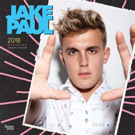 jake paul breed jake paul 2018 wall calendar