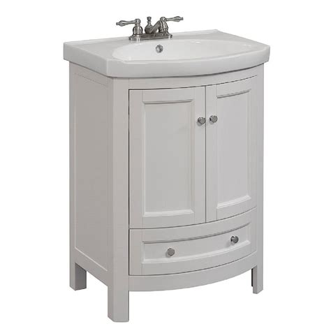 24 Inch Vanities Bathroom Bath The Home Depot Chic Vanities For The Bathroom