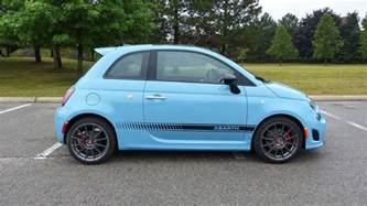 Fiat 500 Abarth Auto Trader 2016 Fiat 500 Abarth Test Drive Review