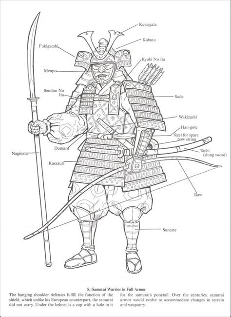 Pinterest The World S Catalog Of Ideas Samurai Coloring Pages