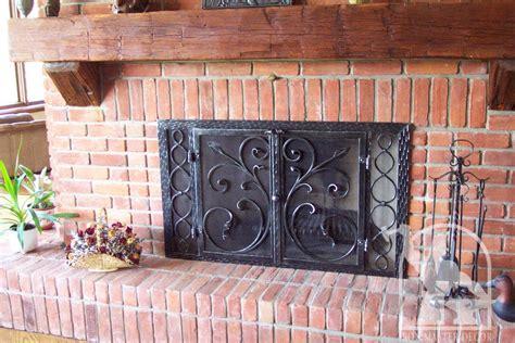 wrought iron fireplace l photo gallery iron master