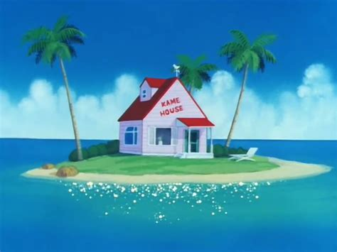 House Planet by Kame House Ultra Dragon Ball Wiki Fandom Powered By Wikia