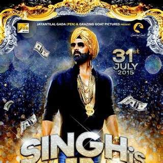 Dvd India Singh Is Bling singh is bliing 2015 pictures trailer reviews news