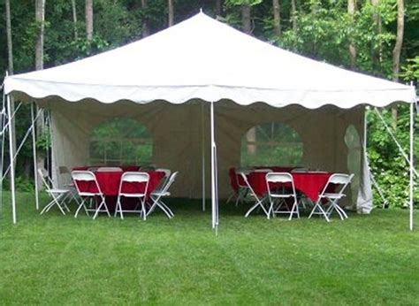 how many tables fit under a 20x20 tent tent renting information for 20 by 20 party tents
