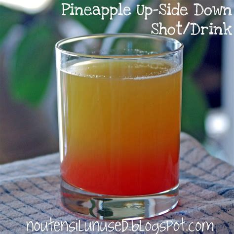 1000 images about mixed drinks on pinterest shots drinks pineapple upside down cake and