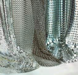 metal mesh curtain fabric metal mesh by whiting davis the luxury material for