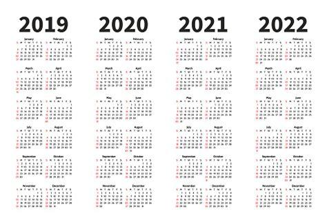 kalender   en   jaar vector ontwerpsjabloon eenvoudige minimalizm stijl week