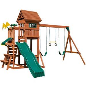 swing n slide playful palace playset lowe s canada