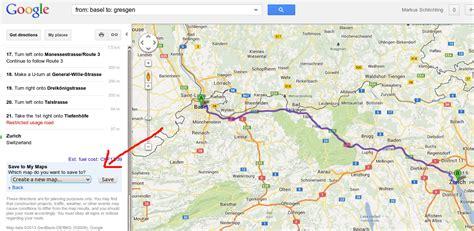 maps route route aus maps exportieren mynethome de