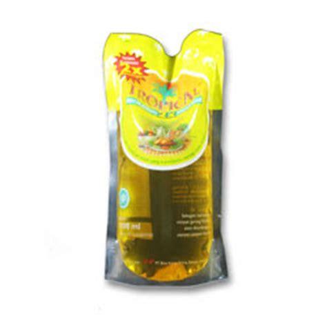 Minyak Tropical 2 Liter Di pasar produk indonesia tropical minyak goreng