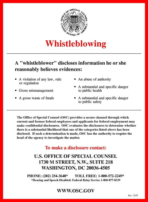 Closing Protection Letter Meaning Whistleblower Protection In The United States