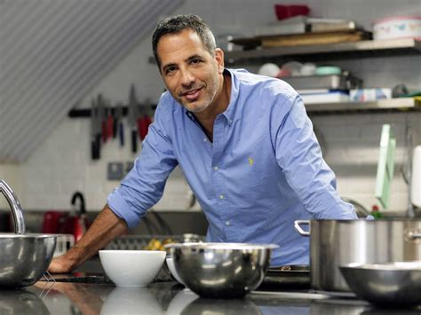 famous chefs and entrepreneurs in the food service yotam ottolenghi interview getting stressed about food