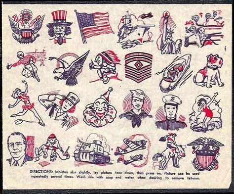 1940s tattoo designs tattoos wwii tattoos i want
