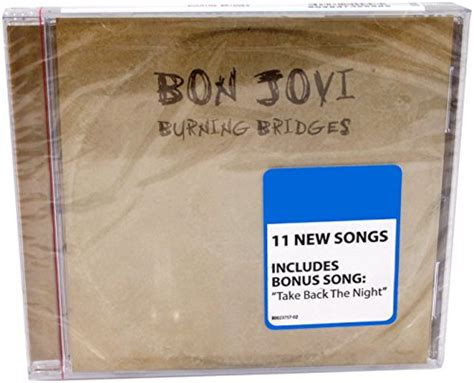 bon jovi burning bridges bon jovi burning bridges cd covers