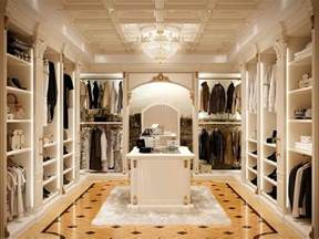 Walk In Wardrobe Design walk in closet in classic style luxurious idfdesign