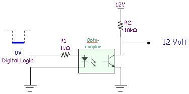 photodiode working animation optocouplers working principle engineering tutorial