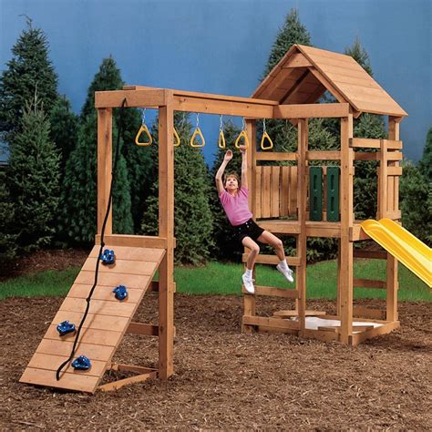 playstar swing set reviews playstar playsets monkey ring kit swing set accessories