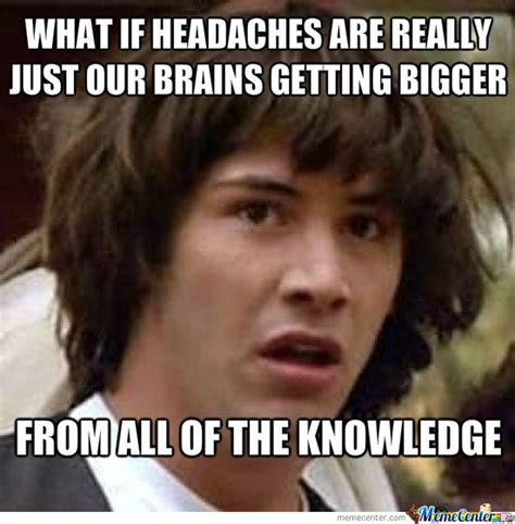 Headache Meme - headaches by andrelittle meme center