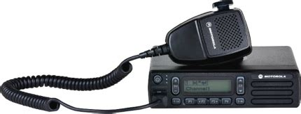 Motorola Mototrbo Xir M3688 Mobile Radio Analog Digital 45w Vhf mototrbo cm300d digital mobile radio procom corporation