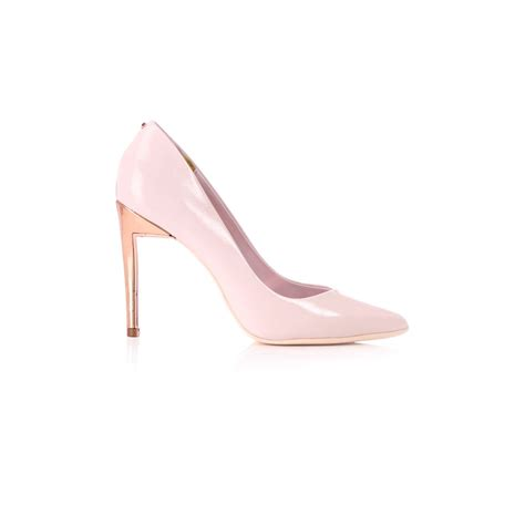 ted baker womens ted baker womens cossay leather court
