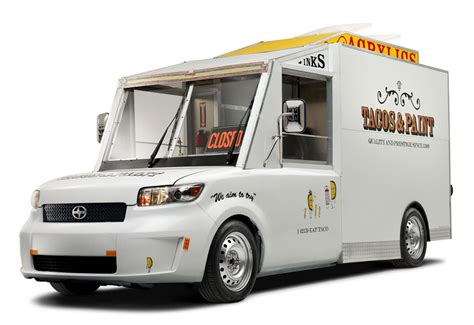 scion xb taco truck photo 1 4829