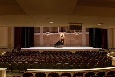 merrill auditorium seating view from seat merrill auditorium porttix