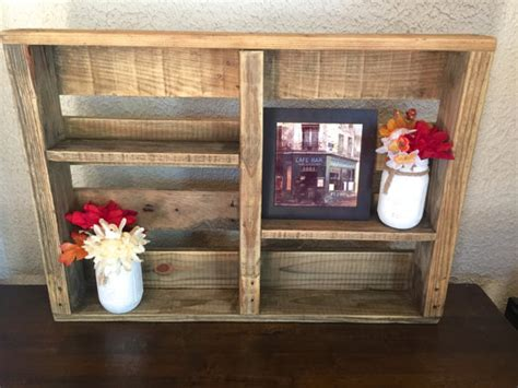 estantes con palets estantes de palets originales pr 225 cticos y muy decorativos