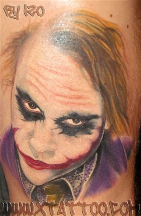 tattoo von joker xtattoo the joker tattoos von tattoo bewertung de