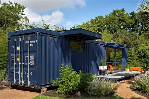 container guest house shipping crate homes