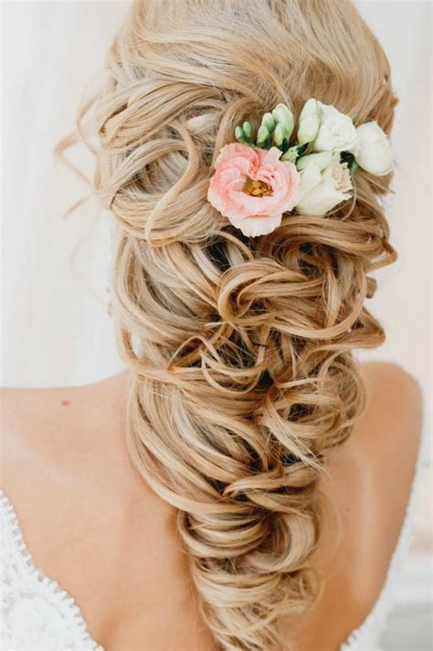 Wedding Hairdos For Of The by Wedding Hairdos For Hair With Flower