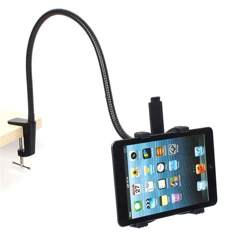 ipad bed holder flexible rotatable lazy bed tablet holder stand for ipad