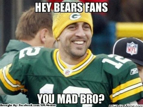 Bears Packers Meme - 17 best images about packers vs bears on pinterest sacks