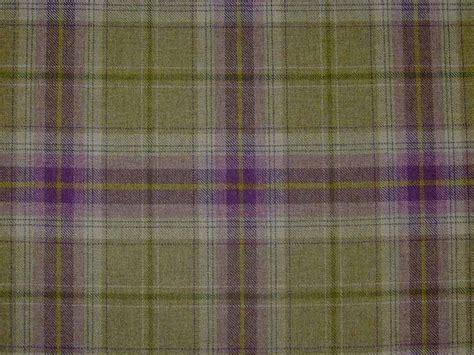 tartan and plaid curtain fabric wool tartan plaid olive purple check fabric curtain