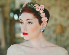 Brides With Pixie Cuts » Home Design 2017