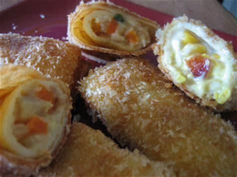 membuat risoles isi keju orek orek an ku aneka risoles ragout ayam keju mayo