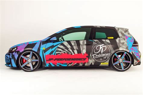 Jp Performance Tieferlegung by Vw Golf Gti Jp Performance 8 Tuningblog Eu Magazin