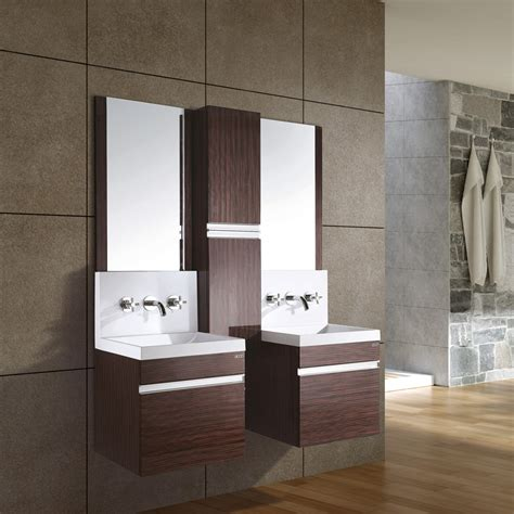 Modern Style Bathroom Vanities Tips On Choosing Bathroom Vanities In Modern Style Trellischicago