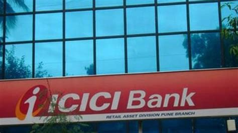 icici bank bse icici bank up 7 per cent on essar deal mcap gains rs