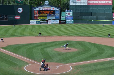 sea dogs portland two weekends with the portland sea dogs yawkey way reportyawkey way report