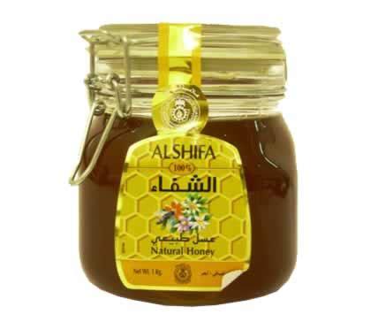 madu asli arab impor madu al shifa 1 kg 1000 gram sarana muslim store