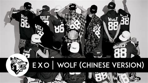 download mp3 exo xoxo chinese version exo wolf audio chinese version youtube